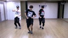 방탄소년단 BTS Dance break Practice [Jimin, J-Hope, & Jungkook]