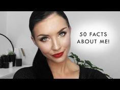 50 Random Facts About Me // Rachel Aust - YouTube