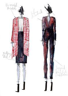 Du designst gerne Mode ? Ich gebe dir Tipps, wie du deine eigene Modekollektion erstellen kannst und wie ich selber bei meiner Kollektion zum Thema Weltraum vorgegangen bin! Lies sie und starte gleich durch! Hermine on walk | Fashion Design | Mode Design | Fashion Illustration | Fashion Sketch |