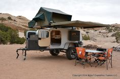 All terrain camper for a reasonable price.