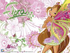 winx club flora   Winx Club Flora flora wallpaper