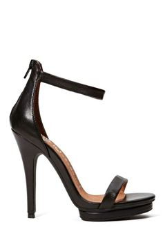 Jeffrey Campbell Burke Platform Heel - Black