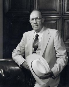 David Perkins brought one of the first American Quarter Horses into Louisiana in 1949 and 30 years later became AQHA's 29th President. He was inducted into the Quarter Horse Hall of Fame in 1996. Learn more about the AQHA Hall of Fame inductees at http://aqha.com/en/Foundation/Museum/Hall-of-Fame/Hall-of-Fame-Inductees.aspx