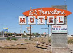 EL Travatore Motel, Kingman, AZ