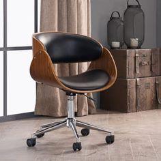 Mid-Century Adjustable Office Chair by Corvus