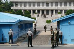 "To the North/South Korean DMZ.  Don't care that it's the ""scariest place on Earth""  - I still want to go there!"