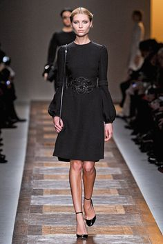 Love everything about this dress.  #Valentino #Paris #FashionWeek