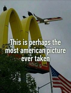 Most American picture ever.