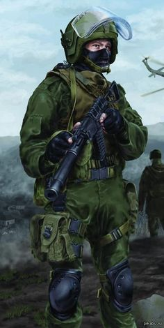 Soldier Drawing, Military Drawings, Military Special Forces, Military Diorama, Military Gear, Army Men, Red Army, Armed Forces, Anime