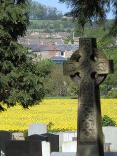 Corbridge cemetery