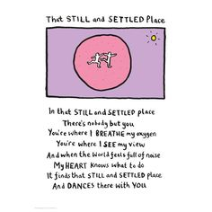 Edward Monkton - That still and settled place