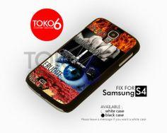 AJ 3948 The Dauntes Character - Samsung Galaxy S IV Case   toko6 - Accessories on ArtFire