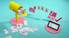 """This is """"Santander--eBills"""" by BLACKMATH on Vimeo, the home for high quality videos and the people who love them."""