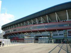 Millenium Stadium - CARDIFF la visite a été très interessante