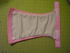 2nd part of gcover diaper tutorial with pictures