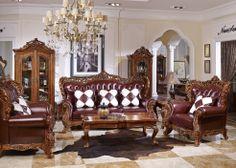 leather sofa set 1+2+3