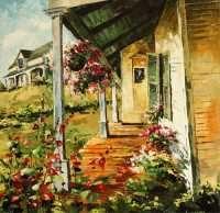 Farm House Porch