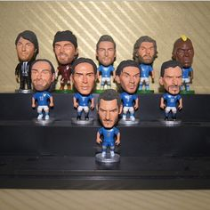 14.16$  Buy now - (5 Pcs/set) KODOTO Italy national team Football Soccer Player star collection dolls cartoon toys   #buyonline