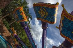 Magic Carpets of Aladdin #disney #waltdisneyworld