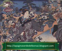 Bonsai Gardening Secrets: The art he describes has its origin in the chinese empire. Bonsai Art, Bonsai Plants, Bonsai Garden, Japanese Painting, Japanese Art, Bonsai Meaning, Bonsai Azalea, Empire, Japanese Woodcut