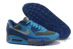detailed look 45d03 dd8bf Nike Air Max 90 Hyperfuse Womens Deepblue Grey Free Shipping Zkb2n, Price    74.00 - Nike Rift Shoes