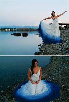 It is true that many brides imagine a white wedding with white wedding dresses…