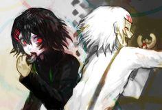 Tokyo Ghoul fan art: Juuzou