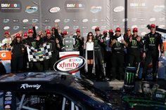 Busch Rules the NASCAR Xfinity Series' DAV 200 Honoring America's Heroes | The Burnout