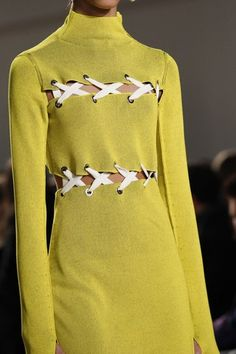 See detail photos for Proenza Schouler Fall 2016 Ready-to-Wear collection.