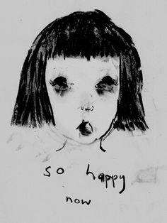 virus desenho so happy now 2014 Aesthetic Art, Aesthetic Pictures, Danse Macabre, Goth Art, Fanart, Creepy Art, Artist Art, Musical, Dark Art