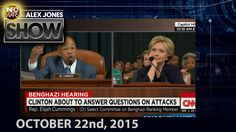 Full Show - Hillary Clinton: Profile of a Demonic Witch - 10/22/2015
