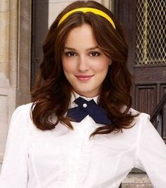 """Which Character From """"Gossip Girl"""" Are You Based On Your Breakfast Preferences? Gossip Girl Blair, Gossip Girl Chuck, Mode Gossip Girl, Estilo Gossip Girl, Blair Waldorf Gossip Girl, Gossip Girls, Gossip Girl Hairstyles, Dread Hairstyles, Straight Hairstyles"""