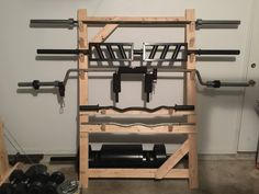 make your own homemade hyperextension bench attachment using pvc