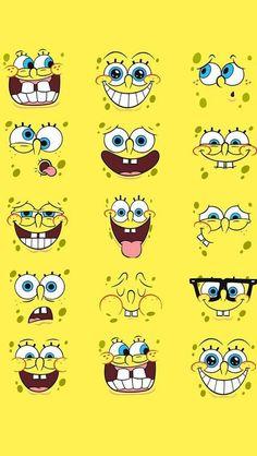 My emotions in the SpongeBob world