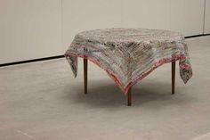 Katarzyna Józefowicz: Tablecloth