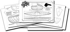 Kayak Plans and other Wooden Boat Designs | Guillemot Kayaks - Small Wooden Boat Designs
