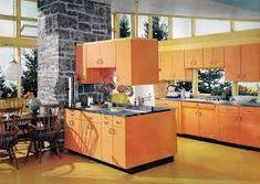 kitchen orange – Vyhledávání Google Orange Kitchen, Kitchen Colors, Kitchen Interior, Kitchen Design, Kitchen Ideas, Kitchen Decor, Kitchen Pictures, Cafe Interior, Interior Design