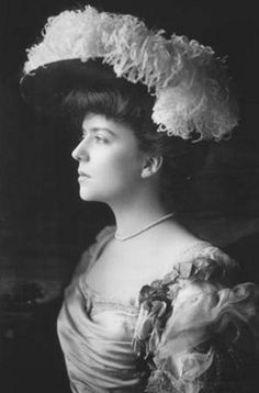 Alice Lee Roosevelt Longworth, 1884-1980 - daughter of President Theodore Roosevelt, became the darling of Georgetown Society.