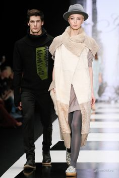 Женская мода: Igor Gulyaev, осень-зима 2016-2017