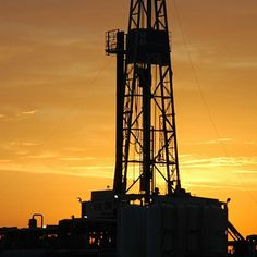 Oil and Natural Gas Drilling Rig