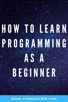 If you want to learn programming, but don't know where to start, which programming language should you choose and where to learn it, you are on the right place. Learn Programming, Programming Languages, Data Science, Computer Science, Create Website, Web Development, Coding, Goals, Technology
