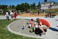Ercolini Park in West Seattle