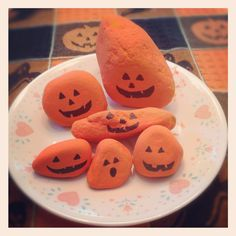 My pumpkin rock family :) Dated at the back... Perfect, easy craft for kids and moms!