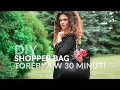 DIY torba, shopper bag