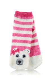 Polar Bear Shea-Infused Socks - Bath & Body Works   - Bath & Body Works     $8.50