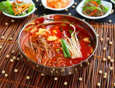 20 Spicy Soups and Stew Recipes To Keep You Warm: Korean Spicy Beef Soup (Yukaejang) Recipe
