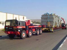 Heavy Duty Trucks, Heavy Truck, Classic Trucks, Old Trucks, Transportation, Construction, Cars, Diesel, Projects