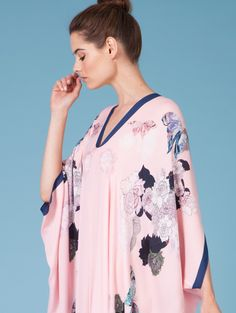 Sleepwear & Robes Devoted Butterfly By Matthew Williamson 100% Silk Multi Colour Pyjamas Short Size 10 Clothing, Shoes & Accessories