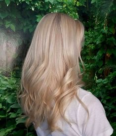 Blond, Long Hair Styles, Beauty, Cosmetology, Long Hairstyles, Long Hair Cuts, Long Hairstyle, Long Haircuts