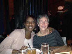 Anita and Shenee